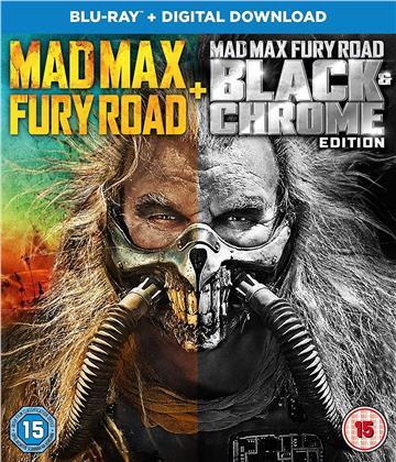 Mad Max - Fury Road / Black & Chrome Edition (2015) (2 Blu-rays)