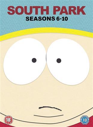 South Park - Seasons 6-10 (15 DVDs)