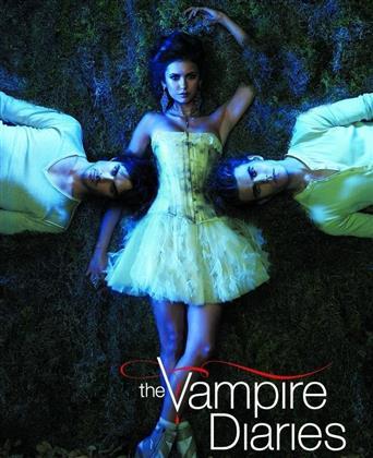 Vampire Diaries - Seasons 1-8 (40 DVDs)