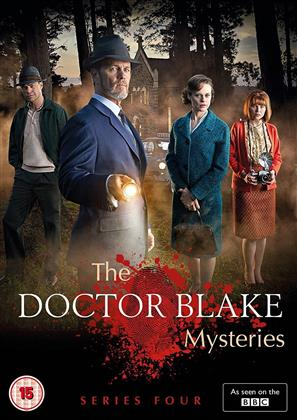 The Doctor Blake Mysteries - Season 4 (BBC, 3 DVDs)