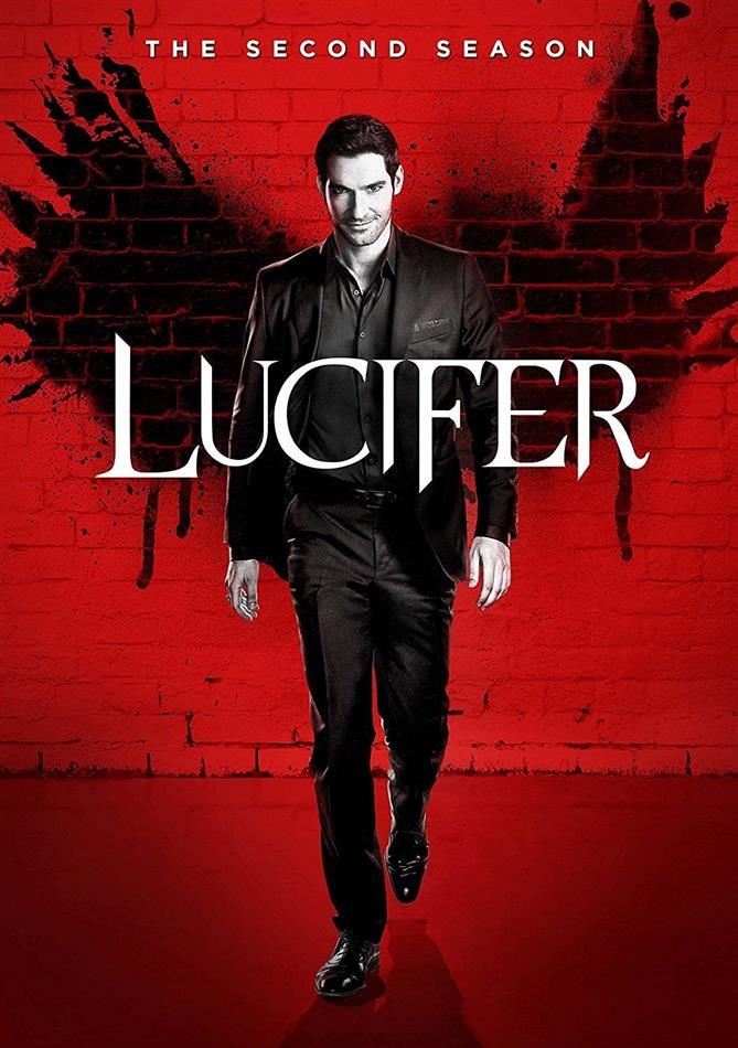 مسلسل Lucifer الموسم الثانى مترجم