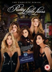 Pretty Little Liars - Seasons 1-7 (33 DVDs)