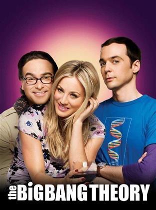 Big Bang Theory - Seasons 1-10 (20 Blu-rays)