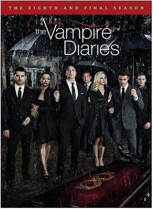 Vampire Diaries - Season 8 - The Final Season (4 Blu-rays)