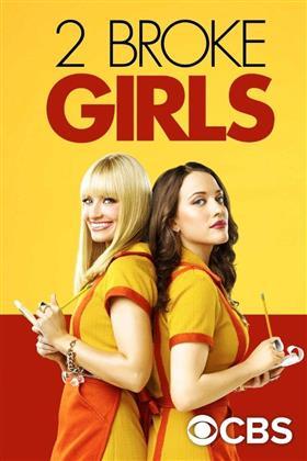2 Broke Girls - Season 6 (3 DVDs)