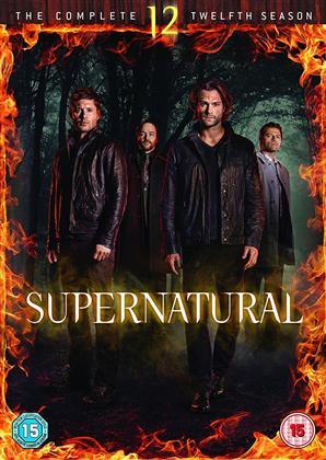 Supernatural - Season 12 (6 DVDs)