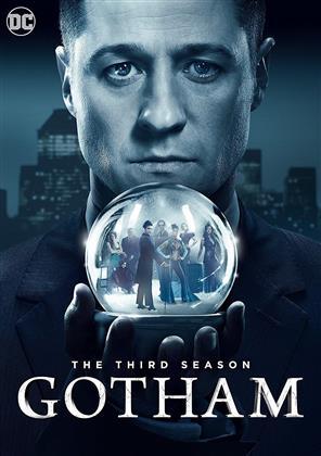 Gotham - Season 3 (6 DVDs)