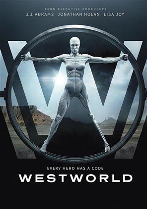 Westworld - Season 1 - The Maze (3 Blu-rays)