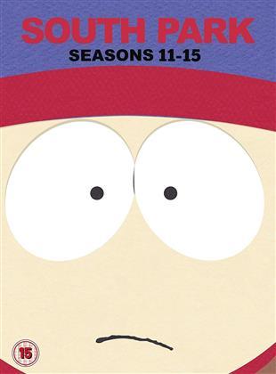 South Park - Seasons 11-15 (15 DVDs)