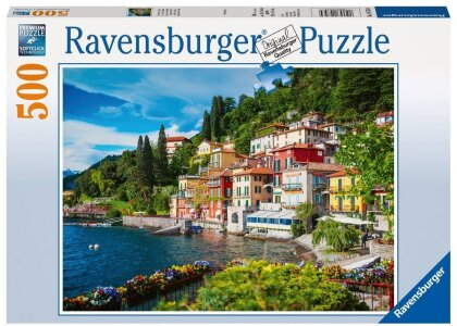 Comer See, Italien - Puzzle