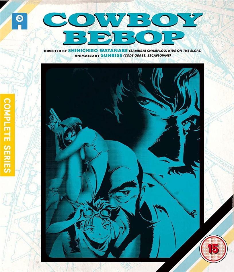 Cowboy Bebop - Complete Series (4 Blu-rays)