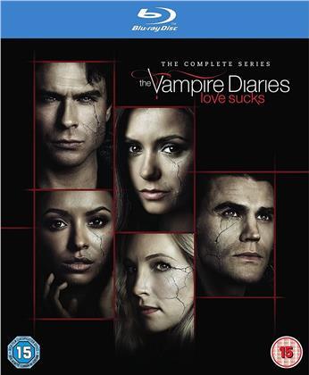 Vampire Diaries - Seasons 1-8 (32 Blu-rays)