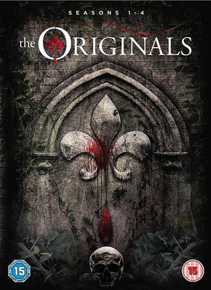 The Originals - Seasons 1-4