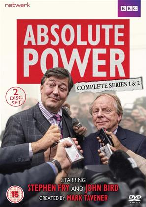 Absolute Power - Series 1+2 (BBC, 2 DVDs)
