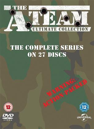 The A-Team - The Complete Series (Ultimate Collection, 27 DVDs)