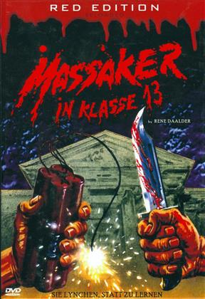 Massaker in Klasse 13 (1976) (Red Edition Reloaded, Kleine Hartbox, Uncut)