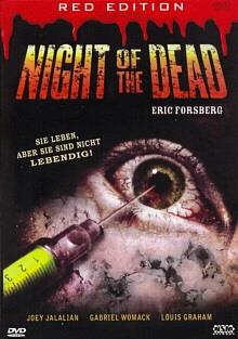 Night of the Dead (2006) (Kleine Hartbox, Red Edition Reloaded, Uncut)