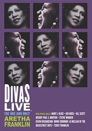 Aretha Franklin - Divas Live