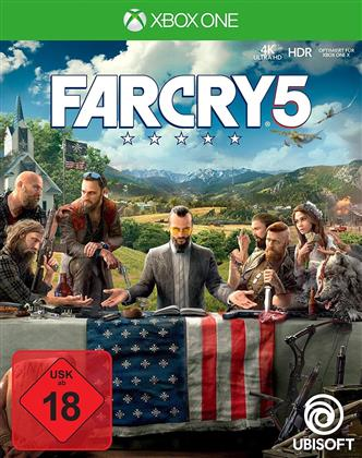 Far Cry 5 (German Edition)