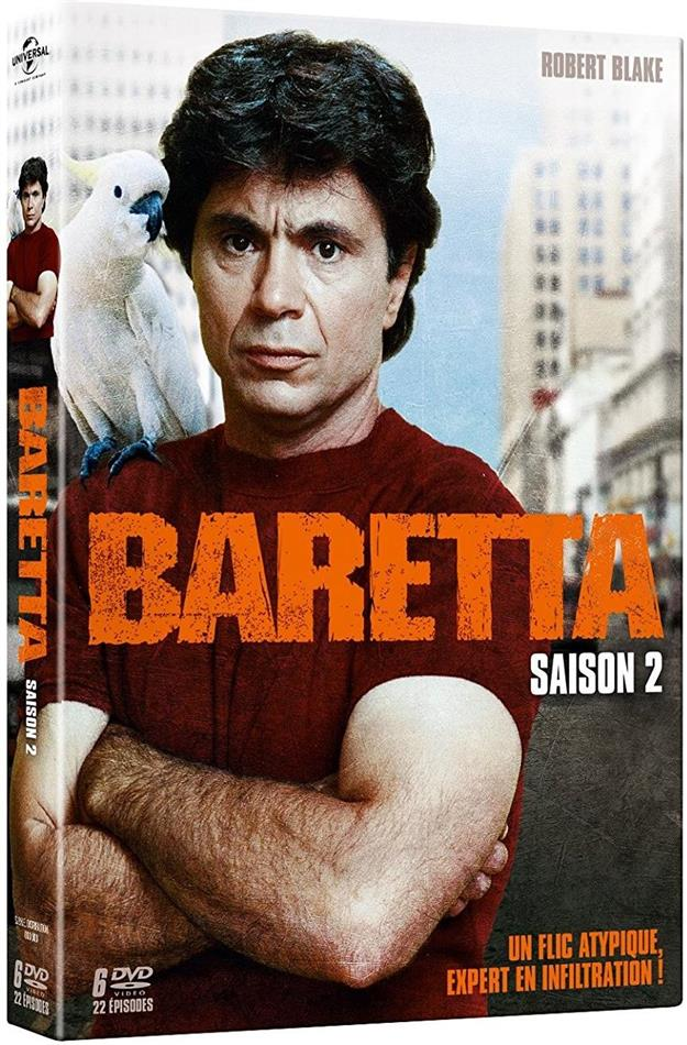 Baretta - Saison 2 (6 DVDs)