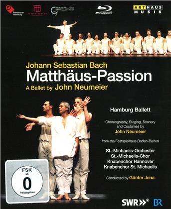 Matthäus-Passion - Johann Sebastian Bach [2 BRs]