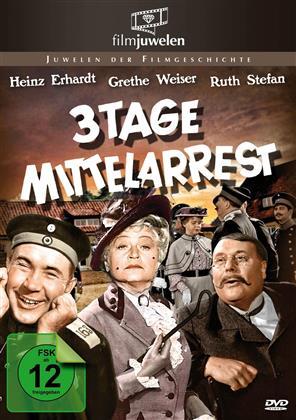 3 Tage Mittelarrest (1955) (Filmjuwelen, s/w)