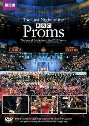 BBC Symphony Orchestra & Edward Gardner - Last Night Of The Proms 2011