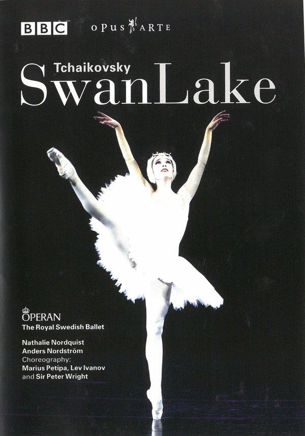 Royal Swedish Opera & Ballet, Michel Quéval & Nathalie Nordquist - Tchaikovsky - Swan Lake (BBC, Opus Arte)