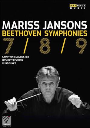 Beethoven / Bavarian Radio Symphony - Beethoven: Symphonies 7-9