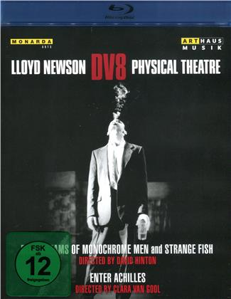 Lloyd Newson DV8 Physical Theatre