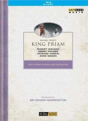 King Priam - Michael Tippett