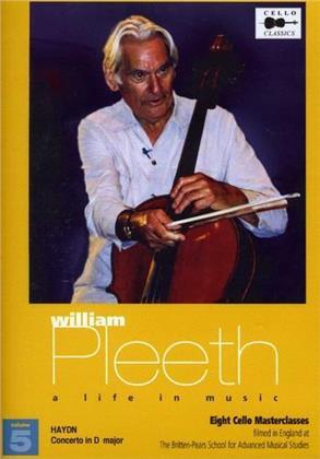 Haydn / Pleeth,William - Pleeth Masterclass 5