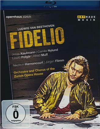 Opernhaus Zürich, Nikolaus Harnoncourt, … - Beethoven - Fidelio (Arthaus Musik)