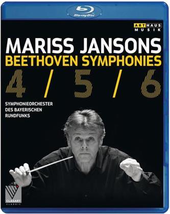 Beethoven / Bavarian Radio Symphony - Beethoven: Symphonies 4-6
