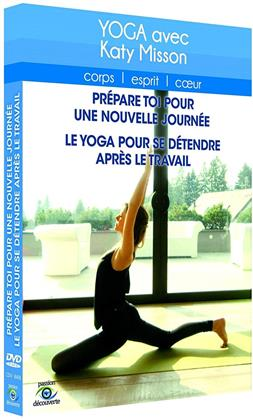 Yoga avec Katy Misson - Prépare toi pour une nouvelle journée / Le yoga pour se détendre après le travail