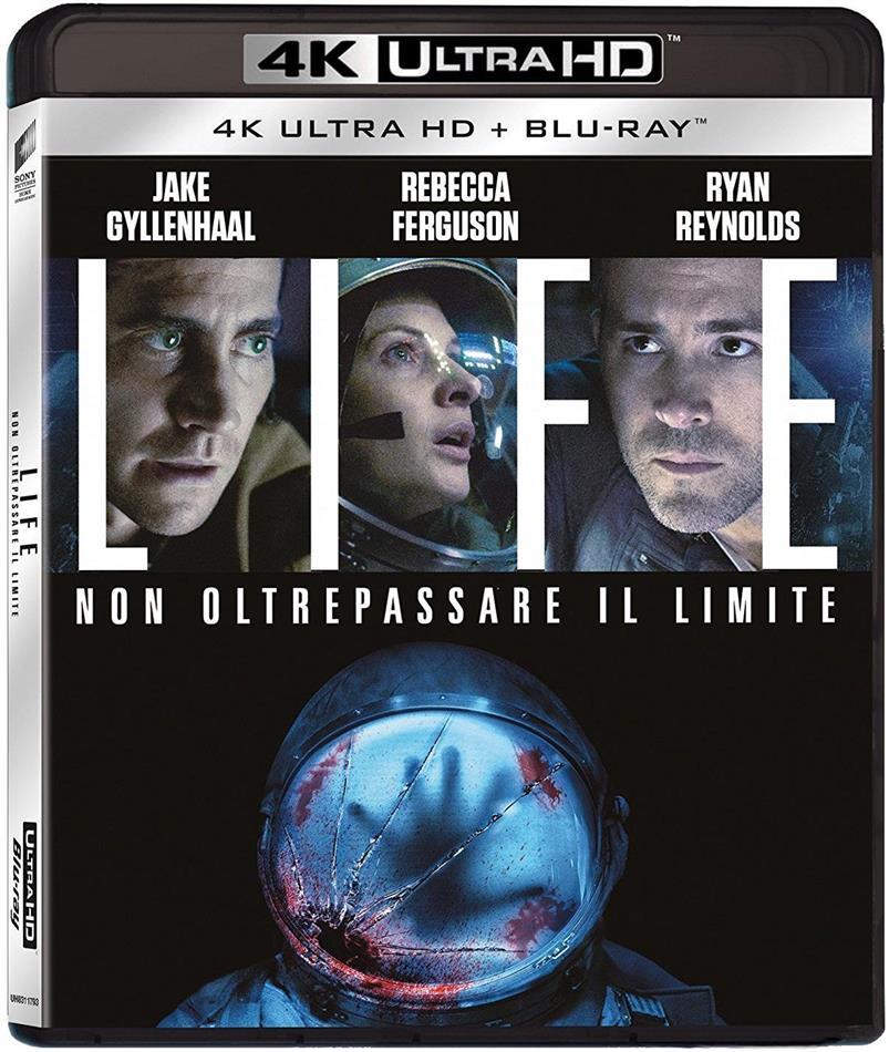 Life - Non oltrepassare il limite (2017) (4K Ultra HD + Blu-ray)