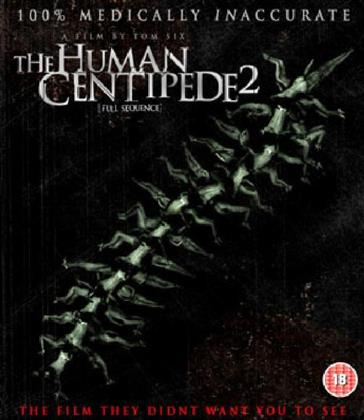 The Human Centipede 2 - Full Sequence (2011)