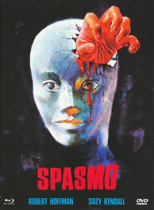 Spasmo (1974) (Cover B, Eurocult Collection, Giallo Serie, Limited Edition, Mediabook, Uncut, Blu-ray + DVD)