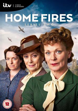 Home Fires - Series 2 (2 DVDs)