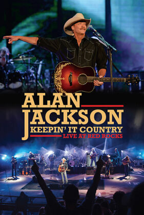 Alan Jackson - Keepin' It Country - Live at the Red Rocks