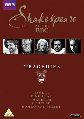 Shakespeare At The BBC - Tragedies (BBC, s/w, 5 DVDs)