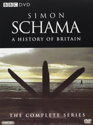 Simon Schama - A History of Britain - The Complete Series (BBC, 6 DVDs)