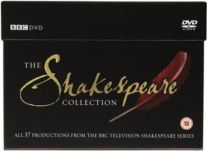 Shakespeare Collection - All 37 Productions from the BBC Television Shakespeare Series (BBC, Box, 37 DVDs)
