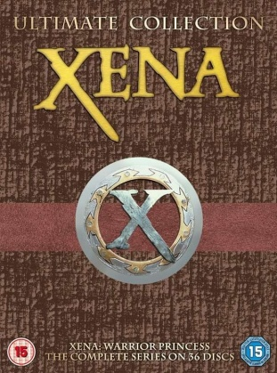 Xena - Warrior Princess - The Complete Collection (36 DVDs)