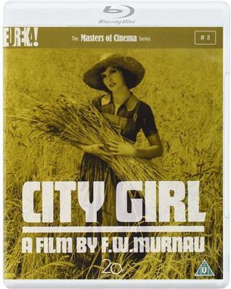 City Girl (1930) (Masters of Cinema, DualDisc, s/w, Blu-ray + DVD)