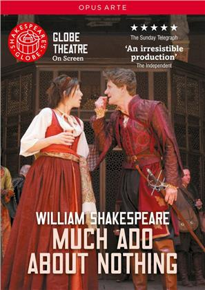 Shakespeare - Much Ado About Nothing (Opus Arte) - Globe Theatre