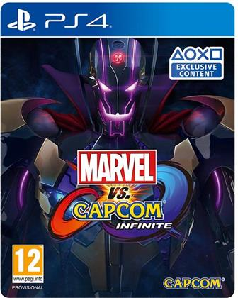 Marvel vs Capcom: Infinite (Deluxe Edition, Steelbook)