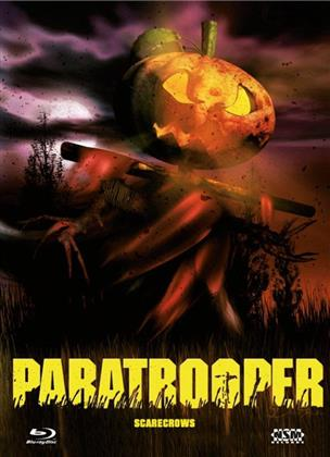 Paratrooper (1988) (Cover B, Limited Edition, Mediabook, Uncut, Blu-ray + DVD)