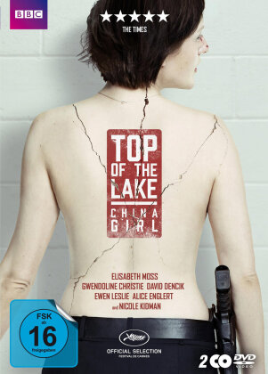 Top of the Lake - Staffel 2 - China Girl (BBC, 2 DVD)