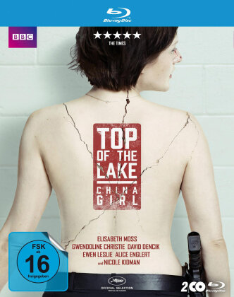 Top of the Lake - Staffel 2 - China Girl (BBC, 2 Blu-rays)
